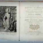 Peter Damian (complete works; rare book)