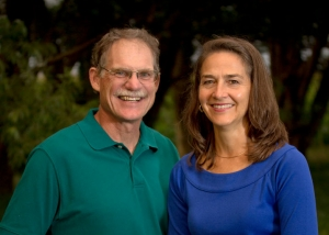 Dennis and Margaret Guth of Iowa