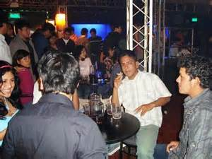 Alcohol, drugs more at Disco Atica-Chiclayo