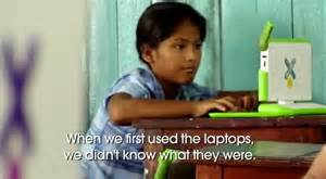 Perú laptop program