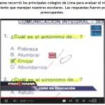 Education in Perú 2013