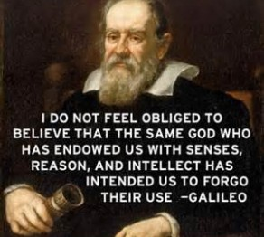 Galileo on Intellect over Fantasy