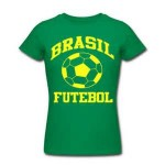 Brasil shirt (the correct way to spell the name of the South American nation)