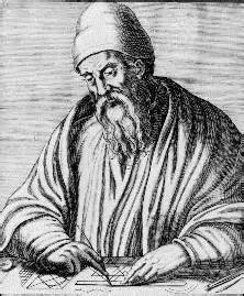 Euclid the mathematician