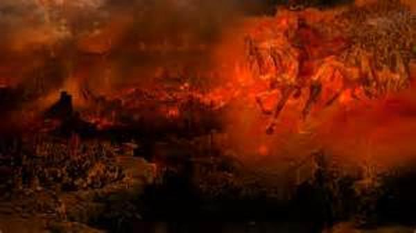 <i>Armageddon and Christ</i>