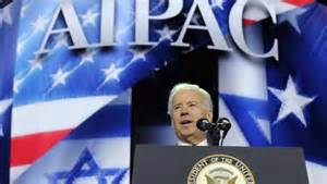 Vice President Joe Biden vows to use force against Iran to strengthen Israel.