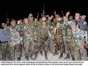 Elizabeth O'Bagy supports Free Syrian Army