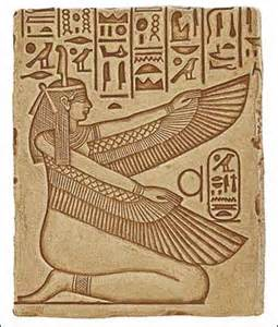 <i>Maat: goddess of Truth</i>