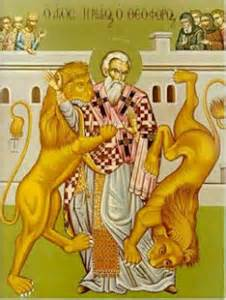 <i>Ignatius of Antioch</i>