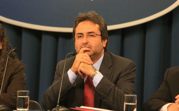 <i>Juan Jiménez Prime Minister of Perú</i>