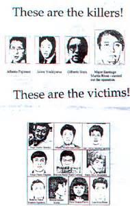 <i>Murder victims Martha Chavez hates</i>