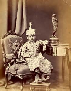 <i>Son of a prince of India</i> 1870