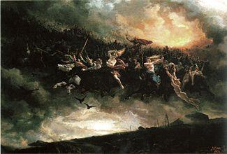 Aasgaardreien (<i>Peter Nicolai Arbo Mindre, 1872</i>)