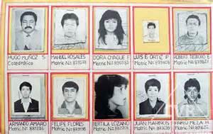 <i>La Cantuta victims</i>