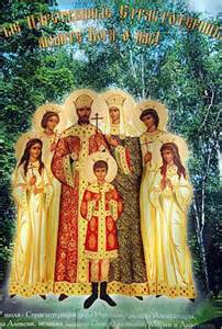 <i>Romanov family declared martyred saints by Orthodox churches</i>