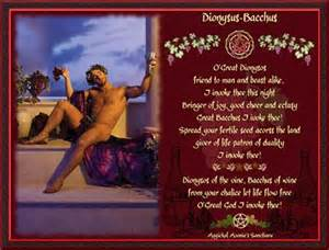 <i>Dionysus and the Bacchanal</i>