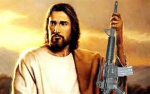 <i>Jesus the warrior</i> Matthew 10:34