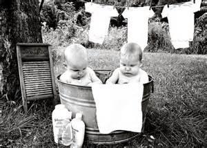 <i>1940s bathing in rural Iowa</i>