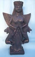 <i>Anahita, Persian goddess of Spring and Easter (rebirth), 3000 BCE</i>