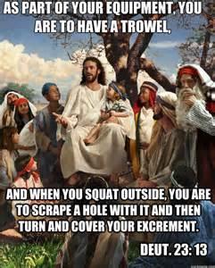 <i>Yahweh's refuse plan</i>