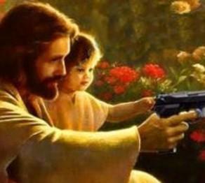 Jesus will train children how to kill.