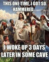 Dysfunctional Jesus