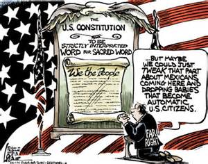 Constitution of the Far Right