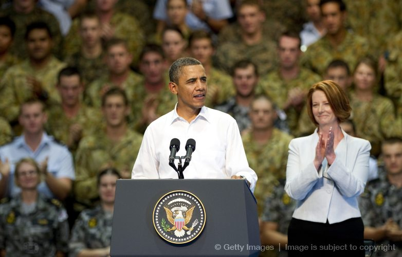 <i>Barack Obama</i>
