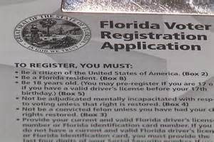<i>Vote with driver's license</i>